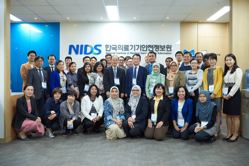 2018 AHC-NIDS Medical Device Vigilance CoE Pilot Training