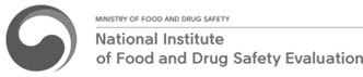 National Institute Of Food and Drug Safety Evalution